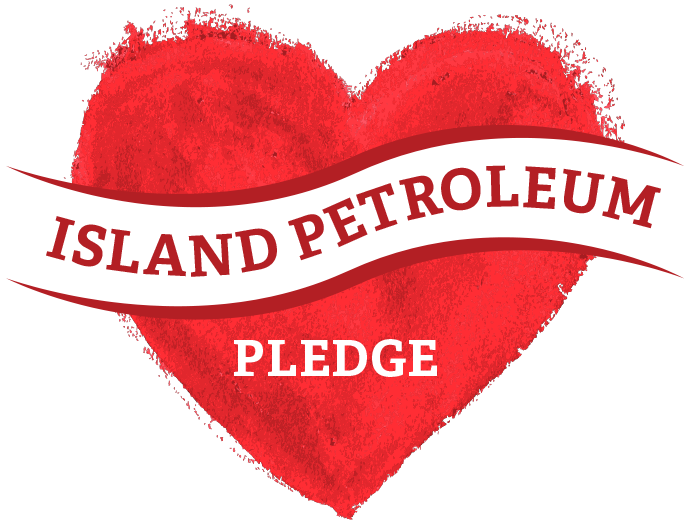 Island Petroleum Pledge